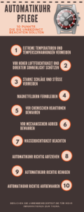 automatikuhr-pflege-info